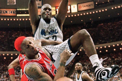 HoopsCritic Hot 50 – #10 Shaquille O'Neal