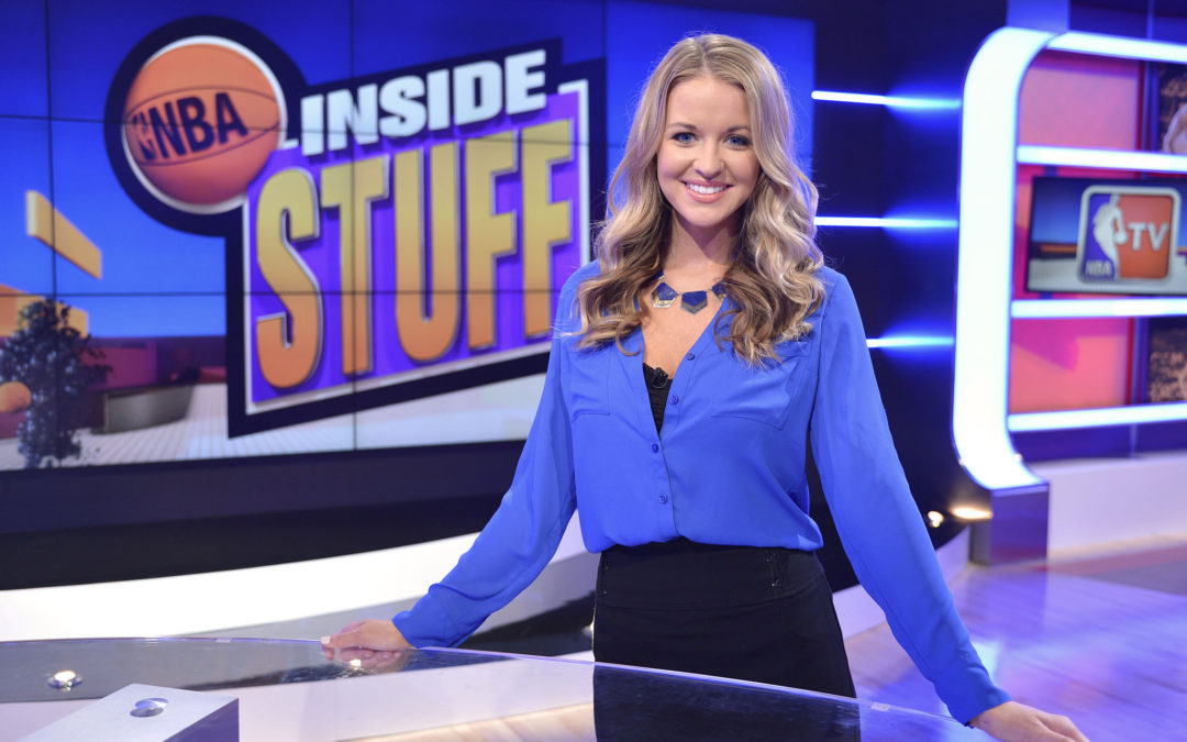 Kristen Ledlow's Personality And Knowledge Grows With Turner Sports