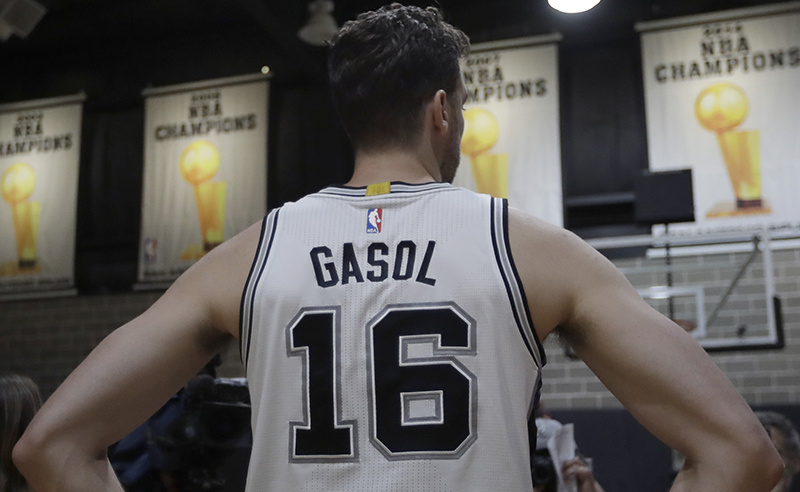 Uncommonly Consistent: The Spurs Evolve Again