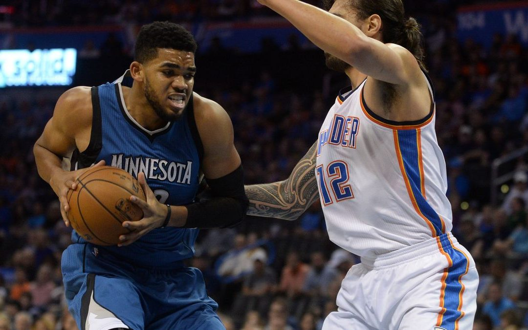 Early Season Review: the Thunder, Hawks, and Timberwolves