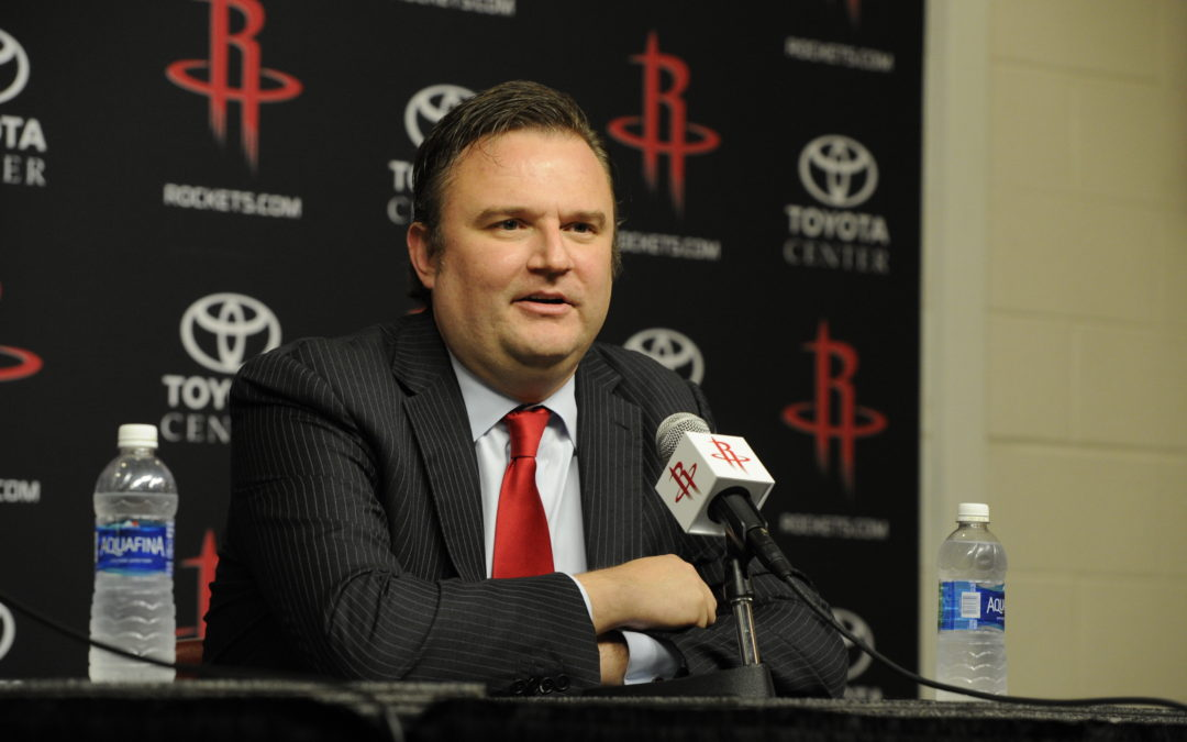 Daryl Morey-Snub of the Century